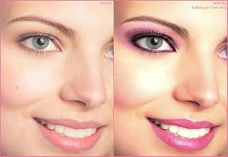 maquiagem digital photofiltre studio make pro facial