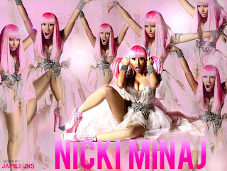 Nicki Minaj blend no PFS