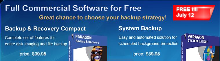 Gratisan dari Paragon Software
