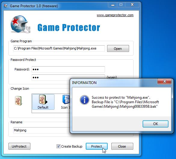 Game Protector: Amankan game dan aplikasi favorit