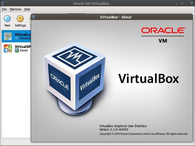 VirtualBox 3.2.8 telah dirilis