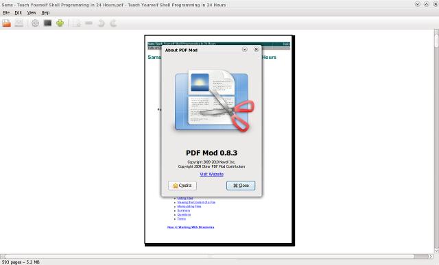 PDF Mod: Aplikasi untuk memodifikasi file PDF