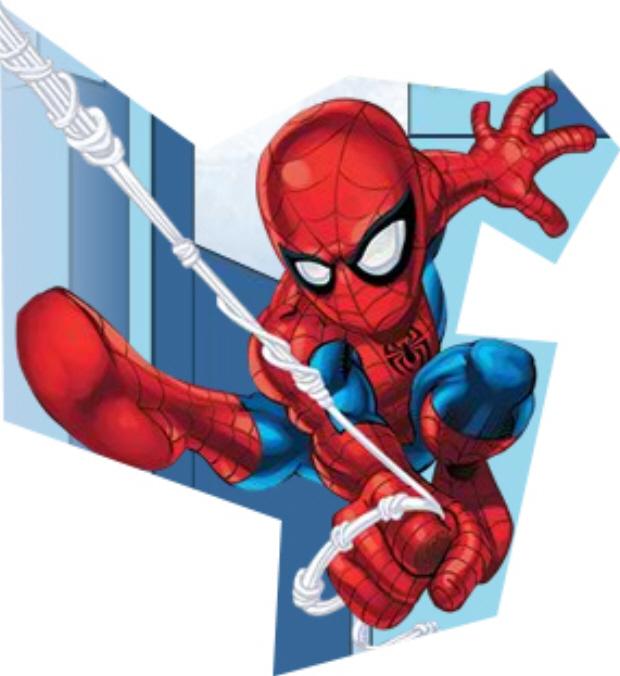Marvel super heroes squad