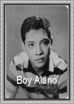 Boy Alano<br />