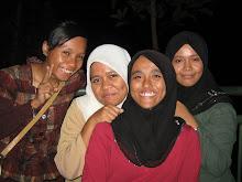 Zara, Zieta, Madi & Aida