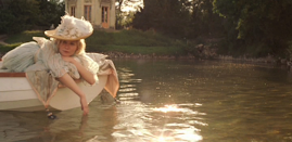 Atardecer en Versailles