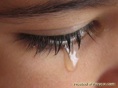 Mengapa wanita menangis?' Ini adalah persoalan yang amat menarik