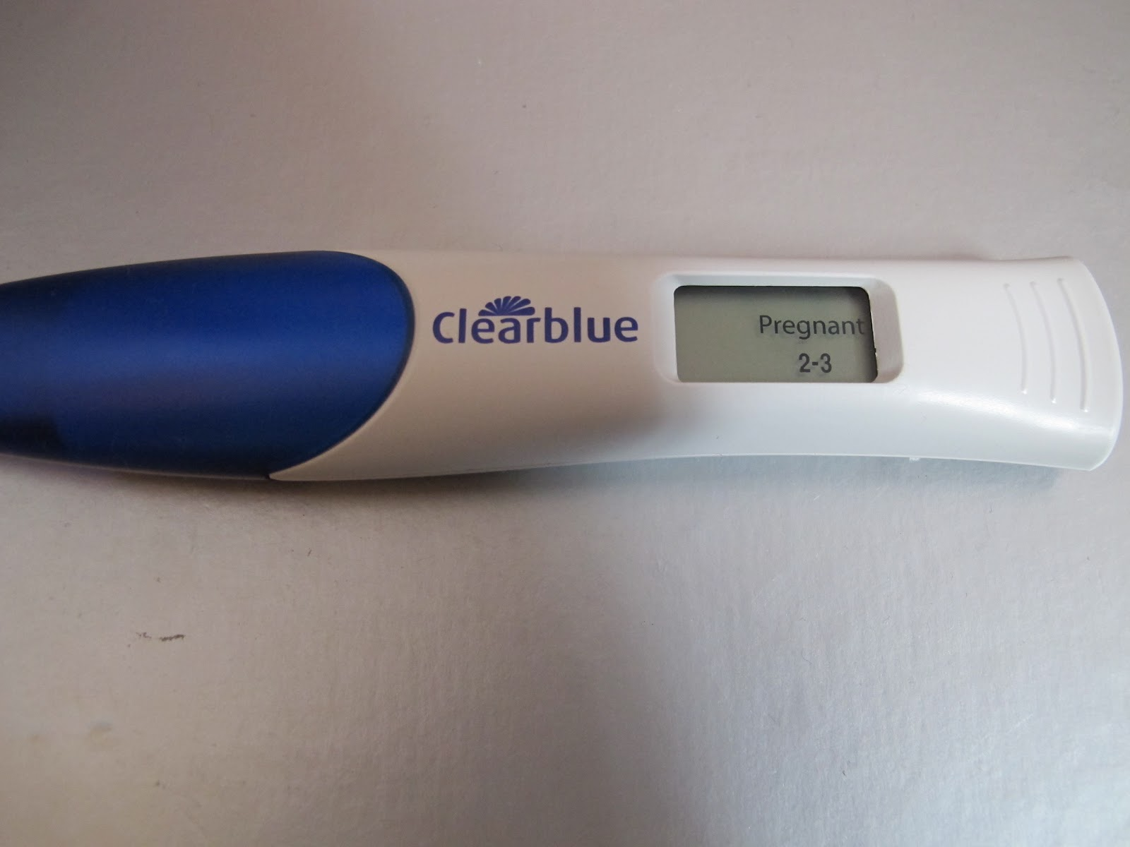 Clearblue+pregnancy+test+negative