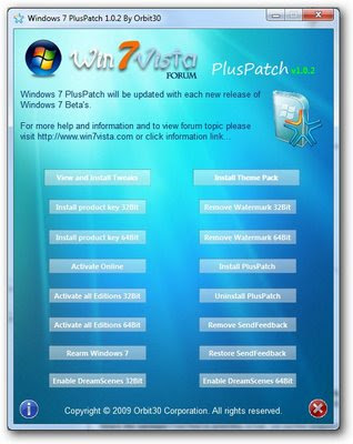 descargar parche para validar windows 7 ultimate
