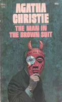 The Man In the Brown Suit/Agatha Christie