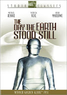 The Day The Earth Stood Still/ Michael Rennie and Patricia Neal