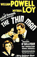 The Thin Man / William Powell and Myrna Loy