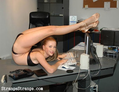 strange flexible women 06