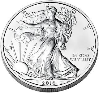 american silver eagle 2010 1 ounce coin