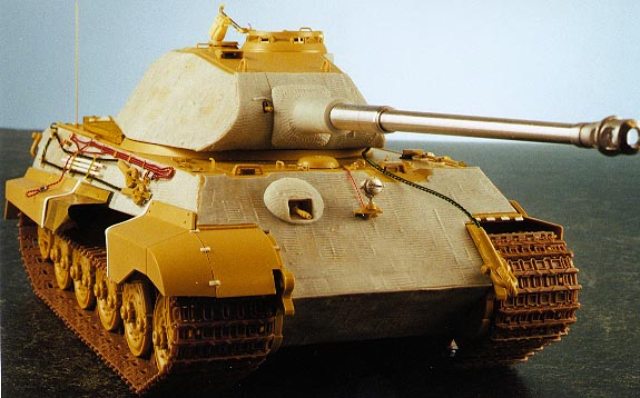 Panzerkampfwagen VI Ausf. B - Konigstiger SdKfz. 182 (P)