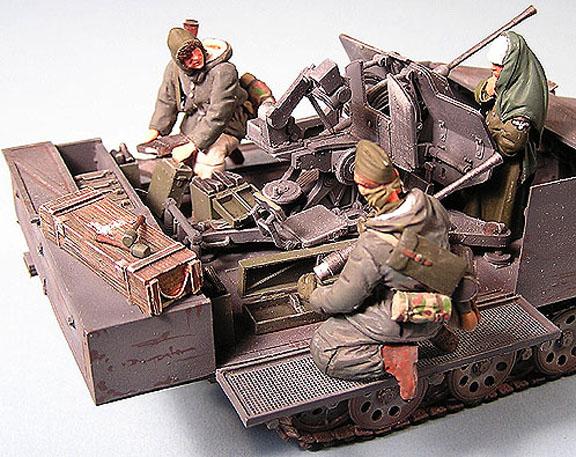 Houston armor club hac german sdkfz 251 17 half track conversion