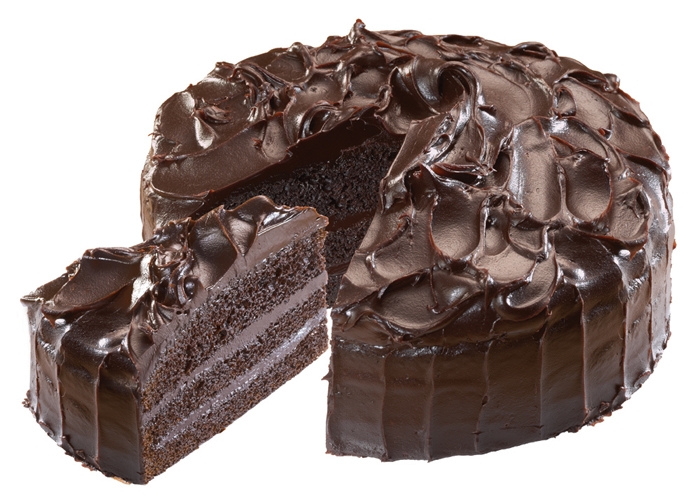 Food trips galore the best chocolate fudge cake from red for Simple chocolate fudge cake