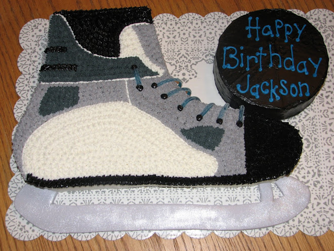 Jackson&#39;s Birthday