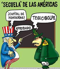 Latinoamerica: Golpistas