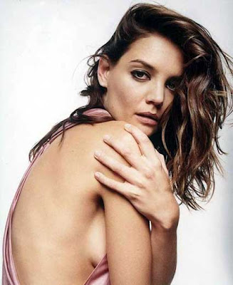 katie holmes hot. Katie Holmes is already making