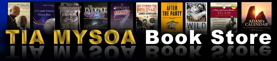 TIA MYSOA - Book Store Blog