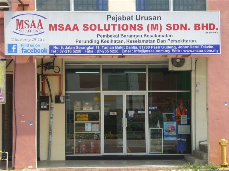 Msaa solutions m sdn bhd hq office for E bathroom solution sdn bhd