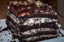 Almond Roca Cake