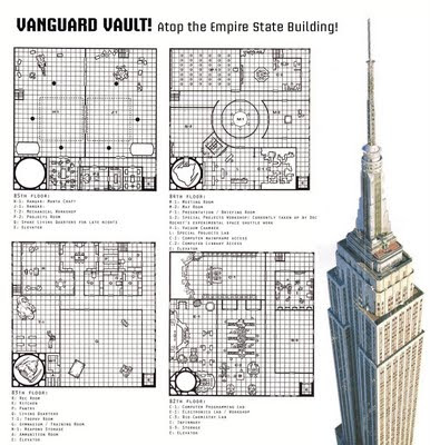empire state building floor plan viewing gallery