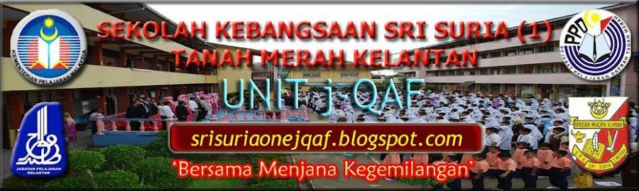 SK SRI SURIA 1 : UNIT j-QAF