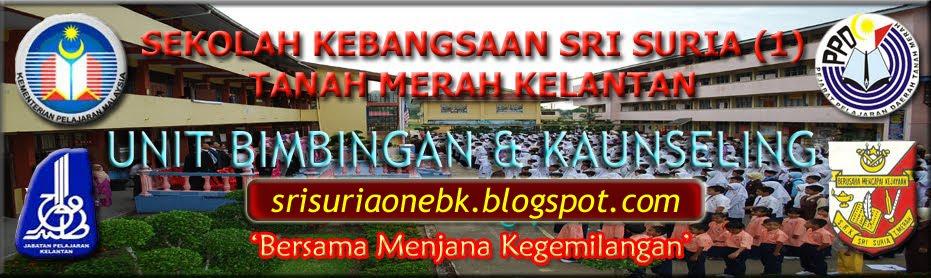 SK SRI SURIA (1) : BIMBINGAN DAN KAUNSELING