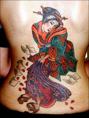 style yakuza big boob teen girl