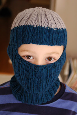 Seriously.: In which I knit a Balaclava and force my ...