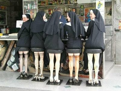 Five Nuns In Town