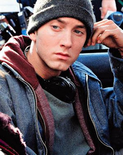 Eminem with money cap