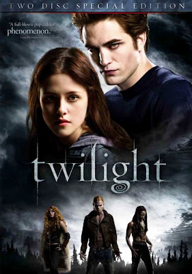 'Twilight' DVD Among the Top Five Best First Day Releases