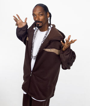 Snoop Dogg On The Set Of MTV's 'Dogg After Dark'