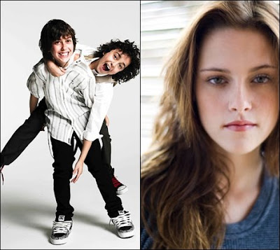 Nat and Alex Wolff of the Naked Brothers Band Love Kristen Stewart