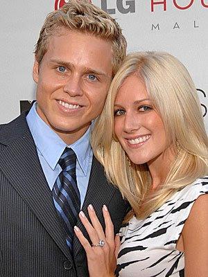 Heidi Montag And Spencer Pratt Get Married In Pasadena