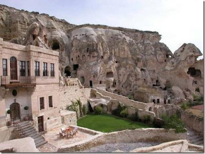 Amazing Cappadocia Cave Hotel