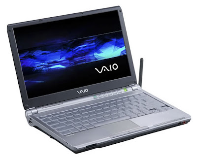 Sony Vaio Mini on With This Months Release Of The New Sony Vaio Mini Laptop The P Series