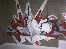 """MURAL TIPO GRAFFITI -""""EL CAMPANARIO QUERÉTARO"""""""