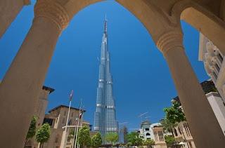 Burj Dubai(Dubai Tower