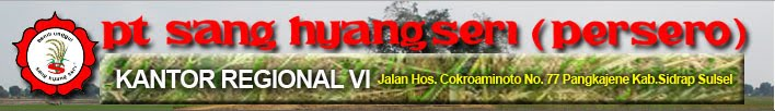 PT.Sang Hyang Seri (Persero) Kantor Regional VI