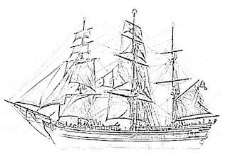 Ship Sketch