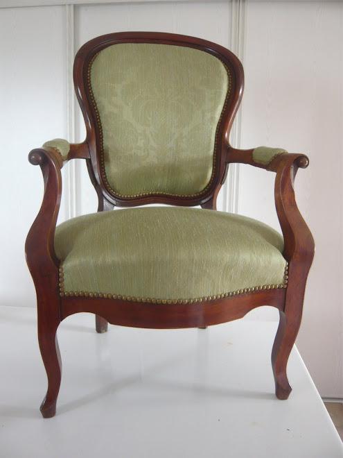 Fauteuil de style Louis-Philippe