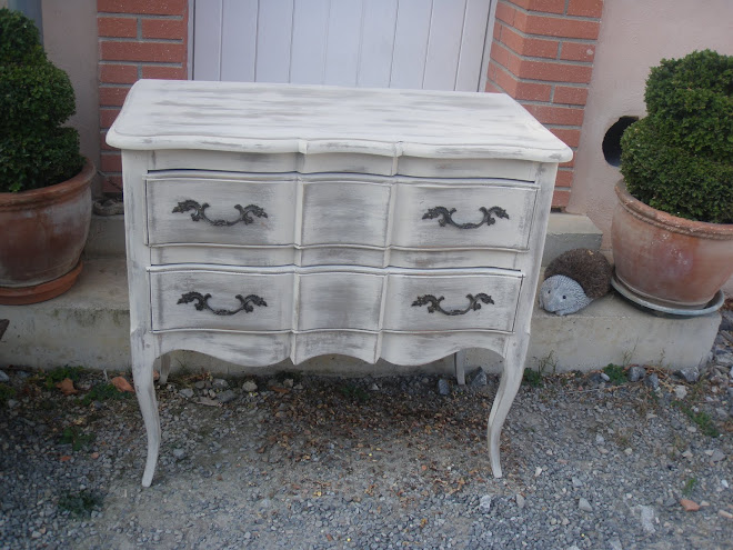 commode galbée