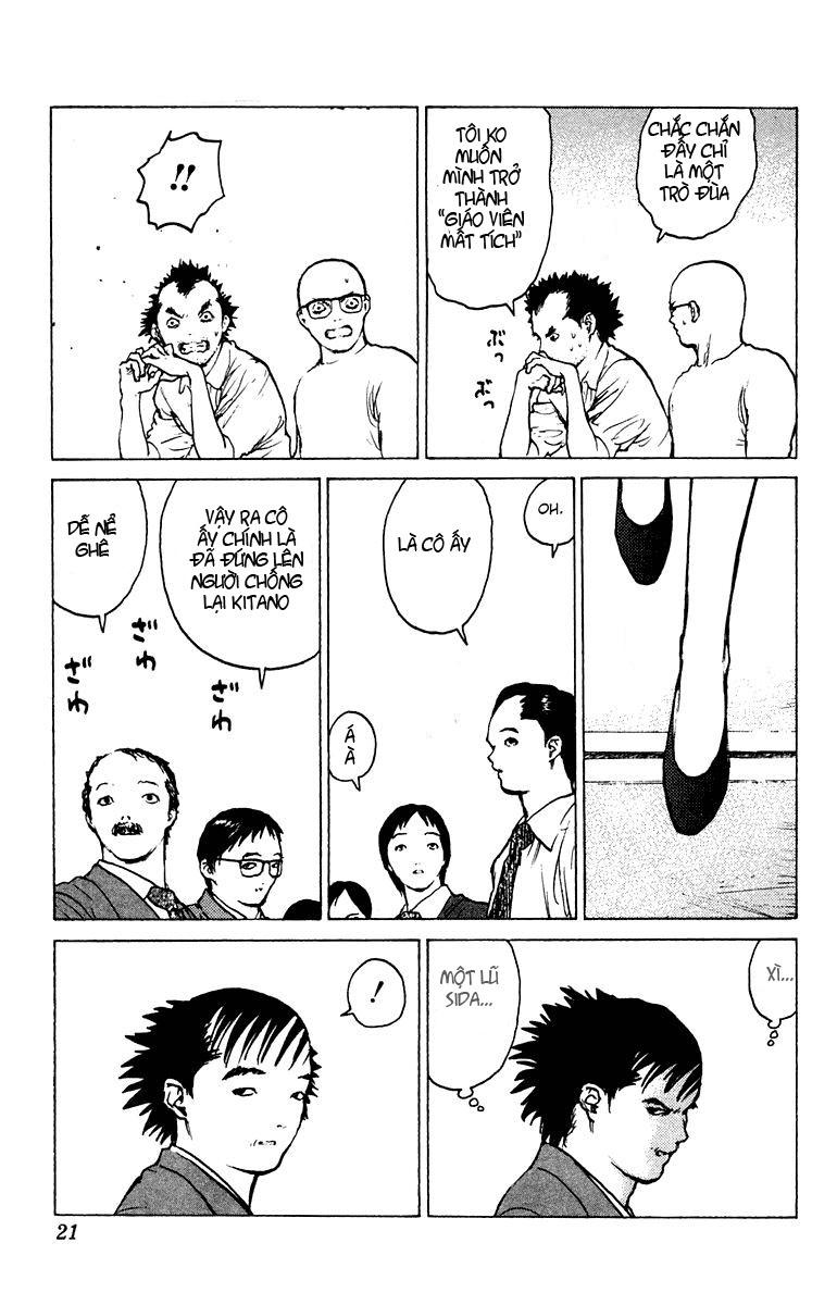 Angel Densetsu chap 48 - Trang 18