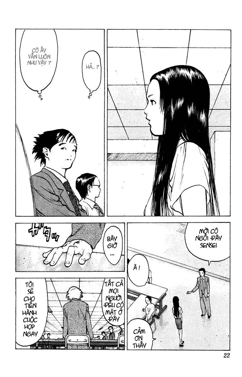 Angel Densetsu chap 48 - Trang 19
