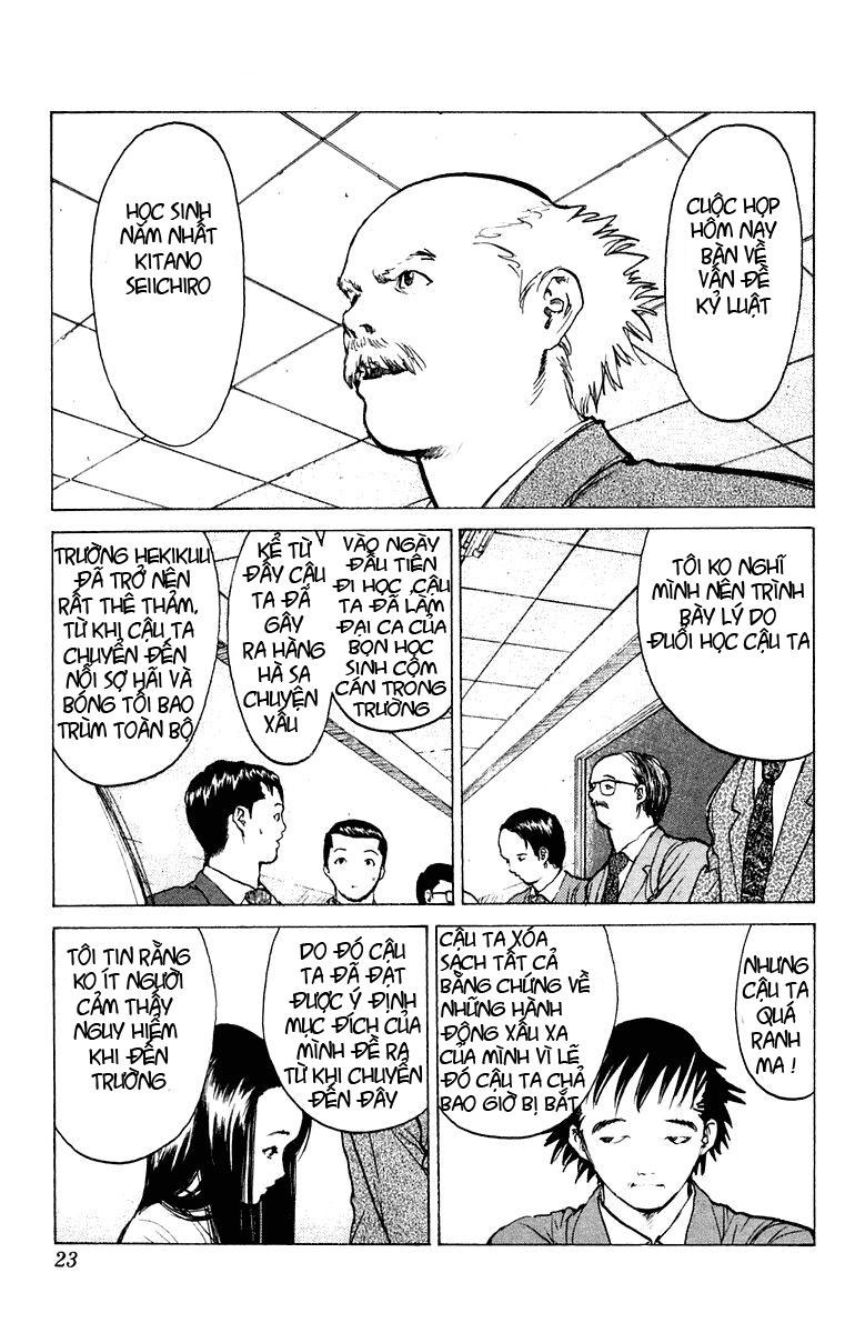 Angel Densetsu chap 48 - Trang 20