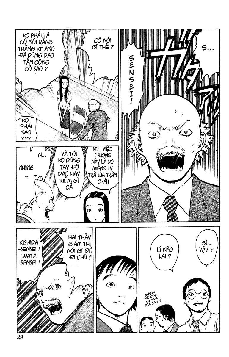 Angel Densetsu chap 48 - Trang 26
